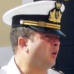 L'ex comandante del porto di Ventotene Filippo Ciminelli