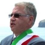 Il sindaco di Ventotene Giuseppe Assenso