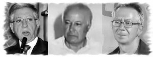 Giuseppe Assenso, Vito Biondo e Pasquale Romano, gli amministratori locali condannati per la morte di Sara e Francesca